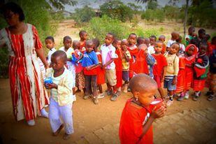 Free volunteer programs Tanzania   Teach Africa   #Hostelhoff